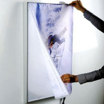 Ramfri LED - Lightbox 70x 100 cm
