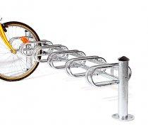 Cykelhus Moonshape Cykelställ Skyltab.se