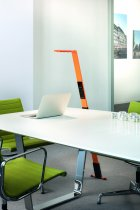 LUCTRA Flex sladdlös lampa - orange