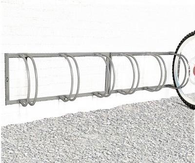 Vägg cykelställ