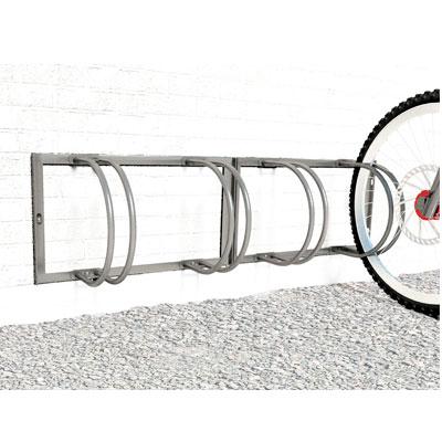 Cykelställ för väggmontering