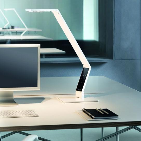 Exklusiva bordslampor från LUCTRA
