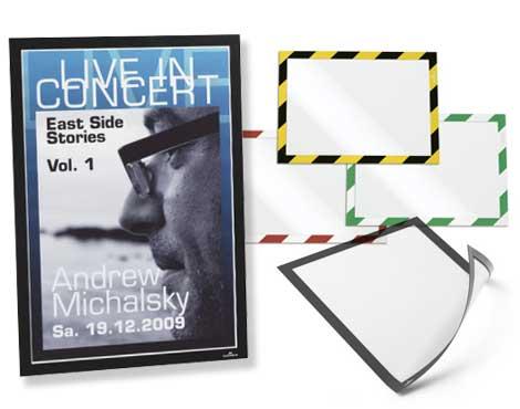 köpa magnetiska affischramar