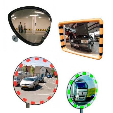 Köp speglar för övervakning