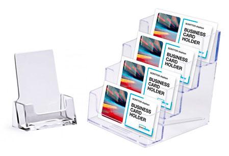 visitkortsfack och visitkortshållare